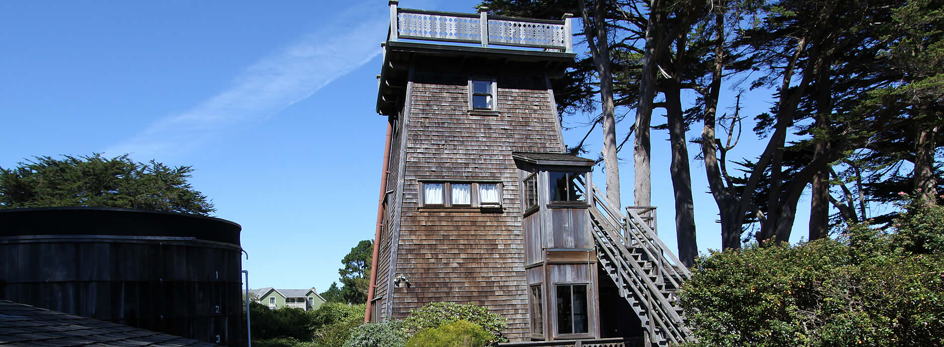 mendocino bed and breakfast inn pet-friendly
