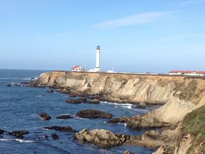 mendocino coast light house