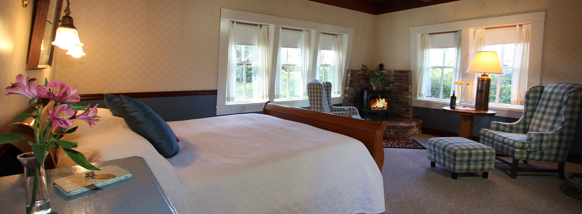 mendocino bed and breakfast inn specials and packages