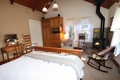 mendocino bed and breakfast reviews