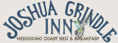 Joshua Grindle Inn – Mendocino Bed and Breakfast Logo